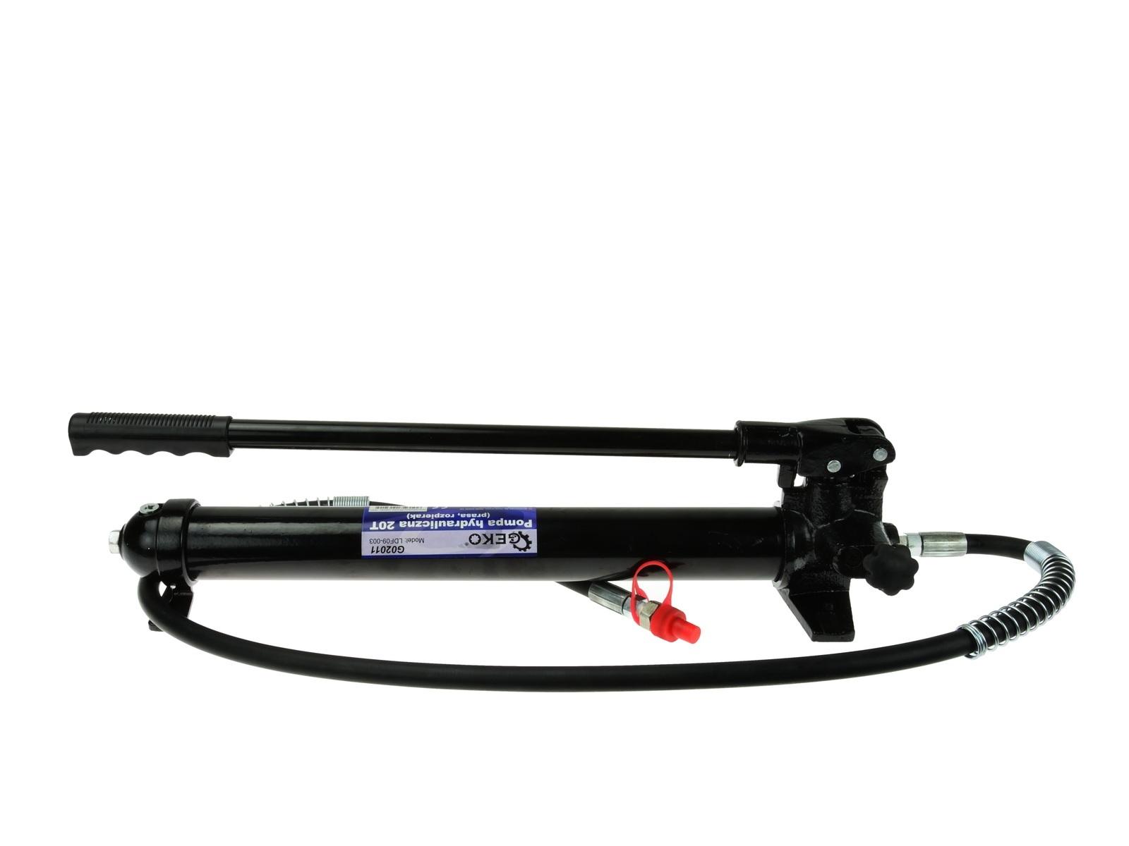 Hydraulická pumpa ruční, tlak 20 tun, pro hydraulický roztahovák