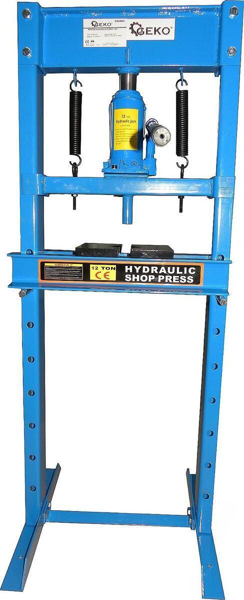 Hydraulický dílenský lis 12t