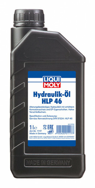 Hydraulický olej HLP 46, 1 litr - Liqui Moly