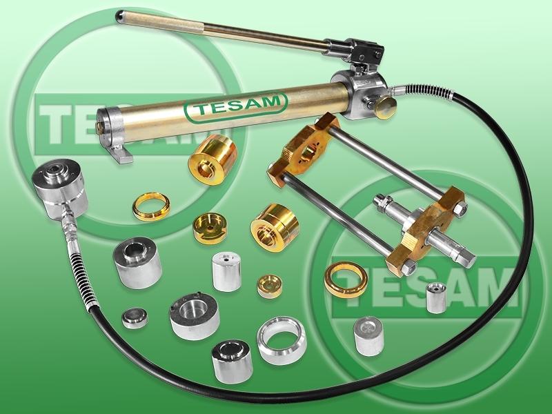 Hydraulický stahovák na kulové čepy VW, OPEL, MERCEDES-BENZ - TESAM TS602