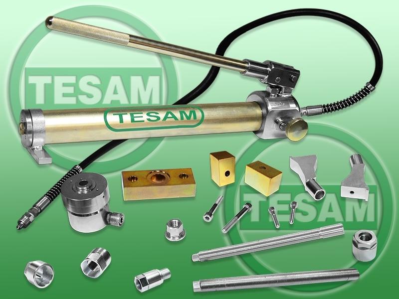 Hydraulický stahovák na vstřikovače 1.9 DCI RENAULT, OPEL, NISSAN, SUZUKI - TESAM TS735