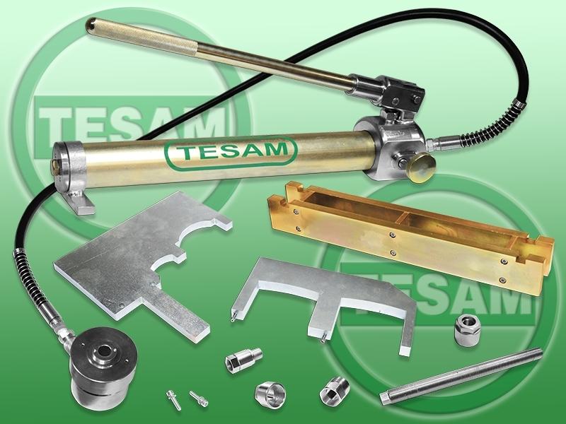 Hydraulický stahovák na vstřikovače 2,2 2,5 DCI RENAULT, OPEL, zesílený - TESAM TS1192