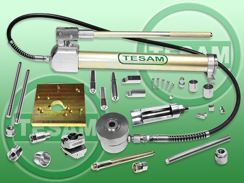 Hydraulický stahovák na vstřikovače CDI, HDI BOSCH, SIEMENS Common Rail - TESAM TS1292
