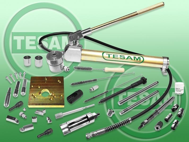 Hydraulický stahovák na vstřikovače HDI a CDI Common Rail - TESAM TS245