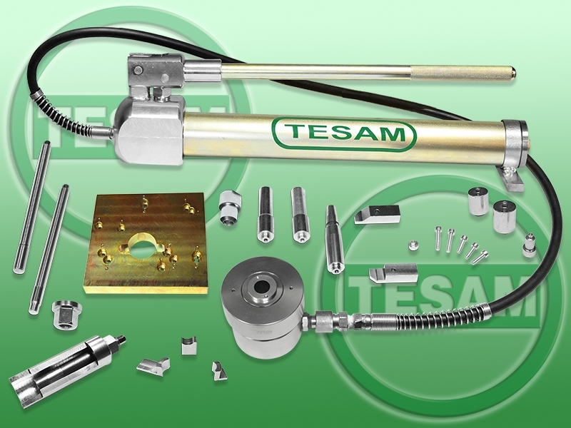 Hydraulický stahovák na vstřikovače HDI a CDI Common Rail - TESAM TS295