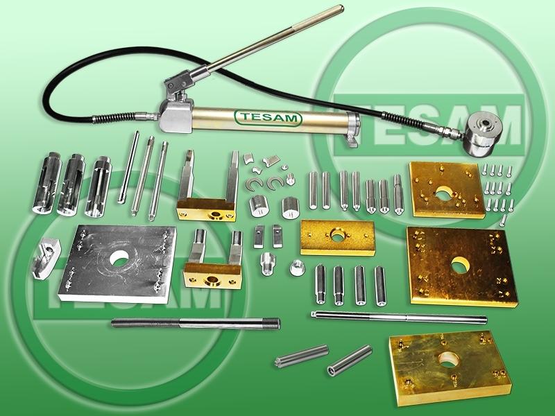 Hydraulický stahovák na vstřikovače HDI, CDI, HPI, CDTI, DCI, CRD - TESAM TS565