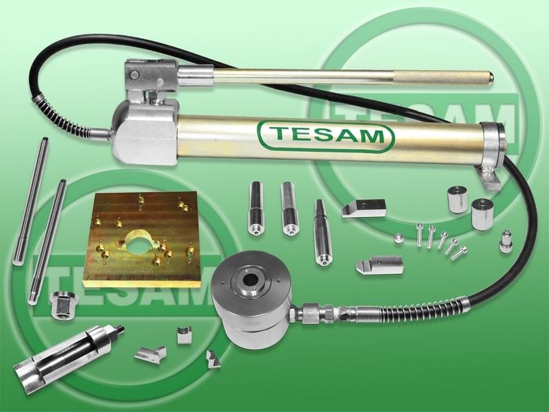 Hydraulický stahovák na vstřikovače HDI, CDI, TDCI - TESAM TS216