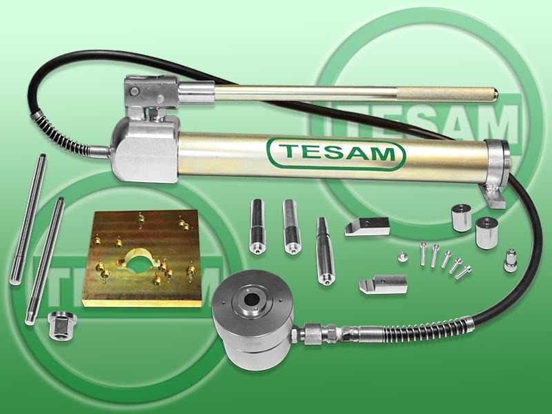 Hydraulický stahovák na vstřikovače HDI, TDCI Common Rail - TESAM TS210