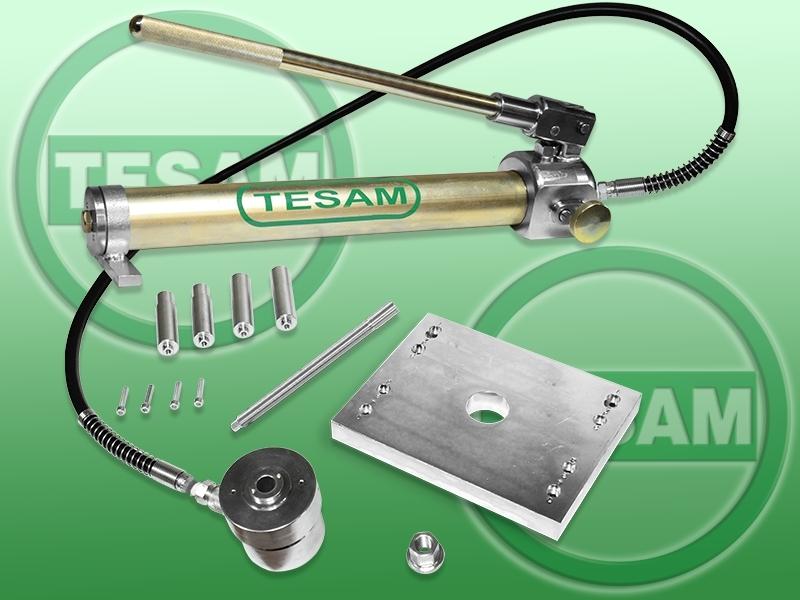 Hydraulický stahovák na vstřikovače HPI, JTD, HDI - TESAM TS510