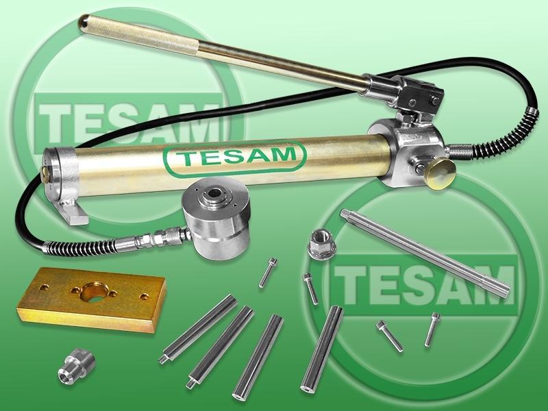 Hydraulický stahovák na vstřikovače OPEL 2,0 CDTI - TESAM TS377