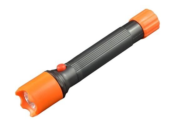 Inspekční LED svítilna, vodotěsná, bateriová