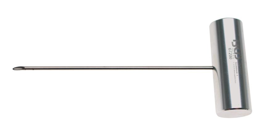 Jehla na protažení řezacího drátu - BGS 67200