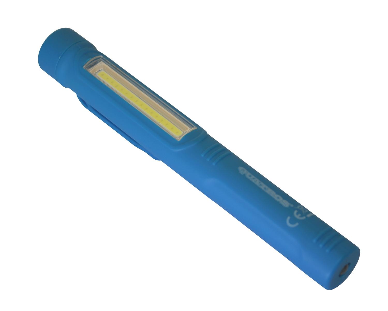 Kapesní inspekční svítilna 1.5W LED COB, tužková - QUATROS QS16181