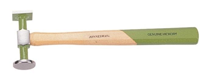 Karosářské kladivo kulaté/hranaté - JONNESWAY M10410B