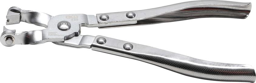 Kleště na hadicové spony CLIC s otočnými čelistmi - BGS 0499