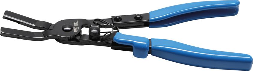 Kleště na pružinové pásové spony palivových vedení - BGS 8600