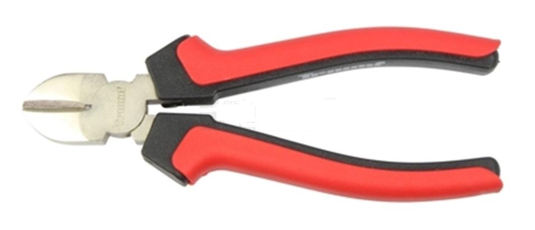 Kleště štípací boční, délka 165 mm, dvoukomponentní rukojeť