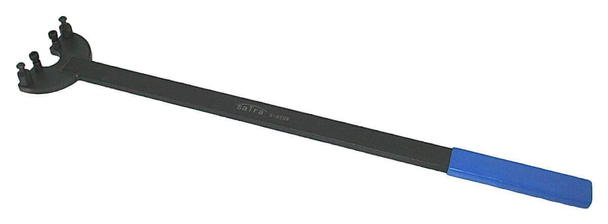 Klíč na centrální šroub klikové hřídele VW, Audi, Škoda 1.4, 1.6, 2.0 - SATRA