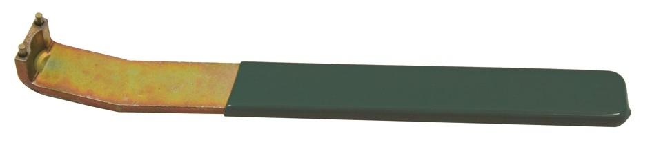 Klíč na napínací kladky VAG zahnutý, krátká hlava, extra úzký - JONNESWAY AL010052