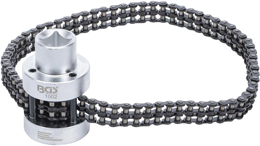 Klíč na olejové filtry 60-115mm - BGS 1002