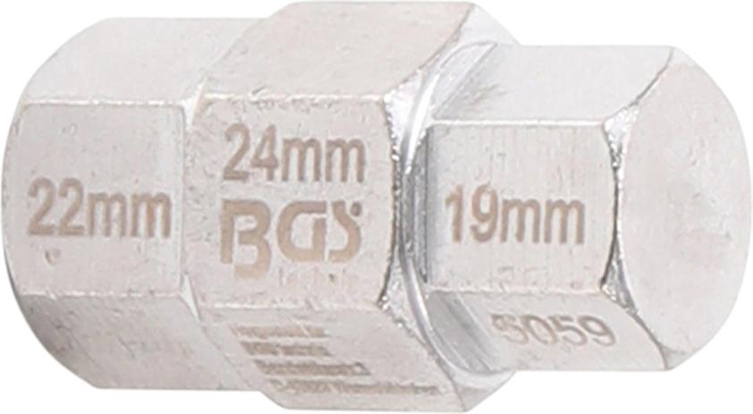Klíč na osy motocyklového kola - BGS 5059