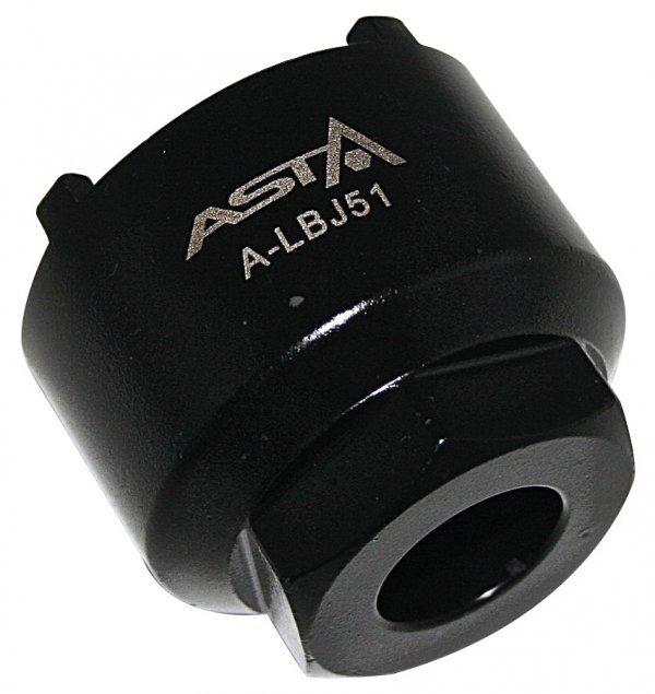 Klíč na šroubované kulové čepy Peugeot a Citroen 51 mm - ASTA