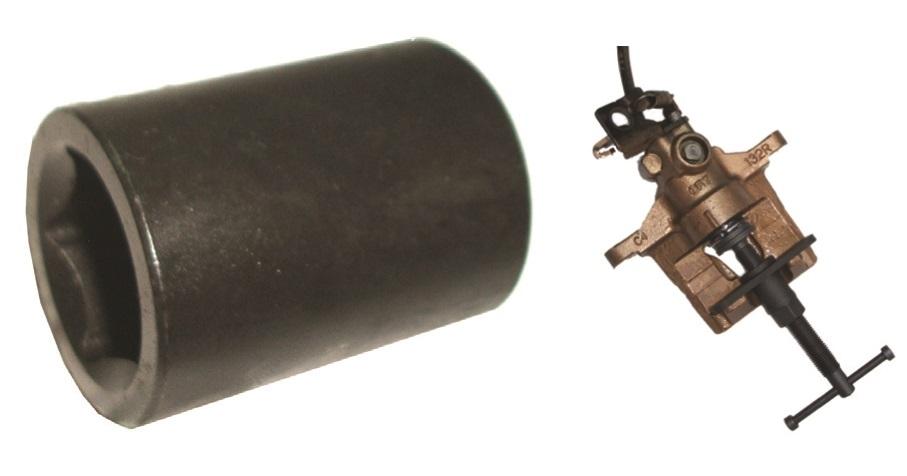Klíč nástrčný, 5hranný, na brzdové třmeny FORD MONDEO - JONNESWAY AN040102
