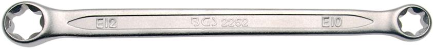 Klíč očkový pro E-profil E10xE12 BGS