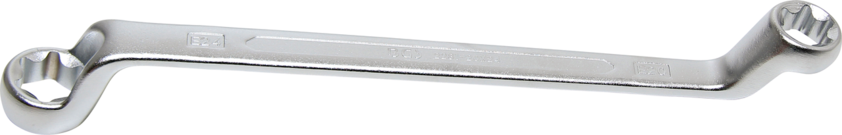 Klíč očkový vyhnutý TORX-E, E20xE24 - BGS 2281-20X24