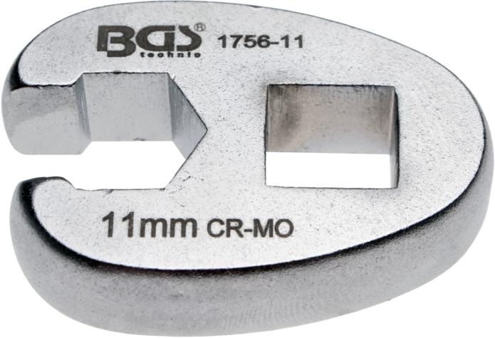 "Klíč plochý otevřený 3/8"", 11 mm - BGS 1756-11"