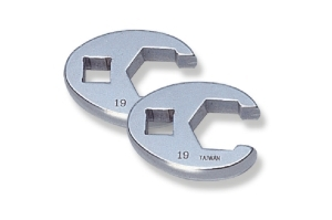 "Klíč plochý otevřený, 3/8"", 16 mm - JONNESWAY R19H3116"
