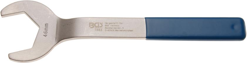 Klíč 46mm plochý speciální pro vodní čerpadla Opel, GM - BGS 1683