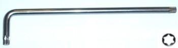 Klíč Torx extra dlouhý, velikost T25, délka 130 mm - JONNESWAY H12S25130