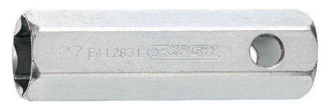 Klíč trubkový jednostranný 17mm - Tona Expert E112825