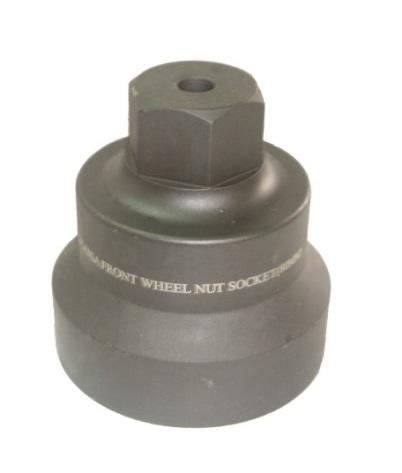 JONNESWAY AN040089 Klíč úderový na ložisko předního náboje SCANIA, 8 hranný 80 mm, 27 mm