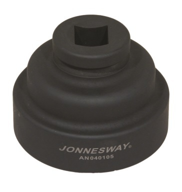 "Klíč úderový na ložisko zadního náboje SCANIA, 8hranný 100 mm, 3/4"" - JONNESWAY AN040105"