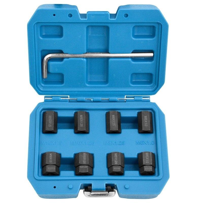 Klíče pro vyšroubování a zašroubování závrtných šroubů / šteftů VT01927