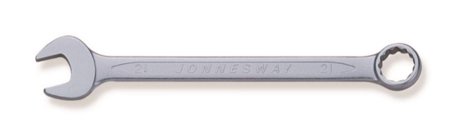 Klíče očkoploché, velikosti 6-50 mm - JONNESWAY