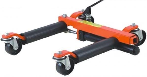 Kolové zvedáky pro převoz automobilů, nosnost 680 kg, pro kola R13-R19