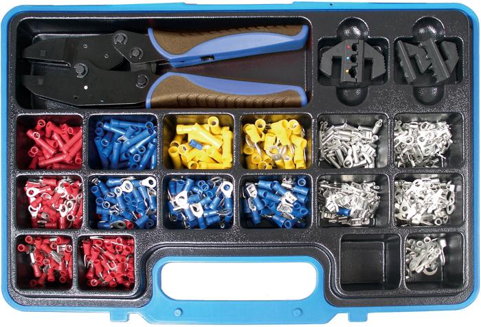 Kleště konektorové, ráčnové - BGS 1411
