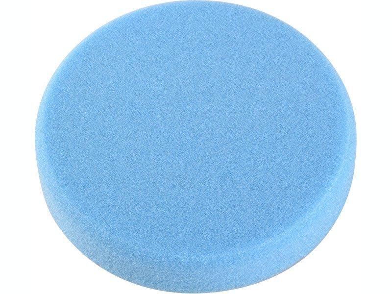 Kotouč leštící pěnový T60 modrý, 150 x 30 mm, suchý zip - EXTOL PREMIUM EX8803546