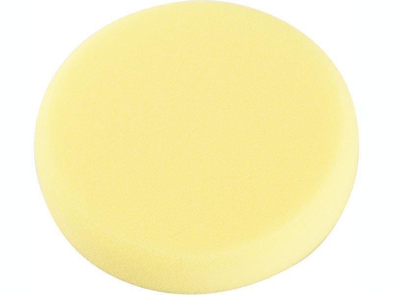 Kotouč lešticí pěnový T80 žlutý, 150 x 30 mm, suchý zip - EXTOL PREMIUM EX8803548