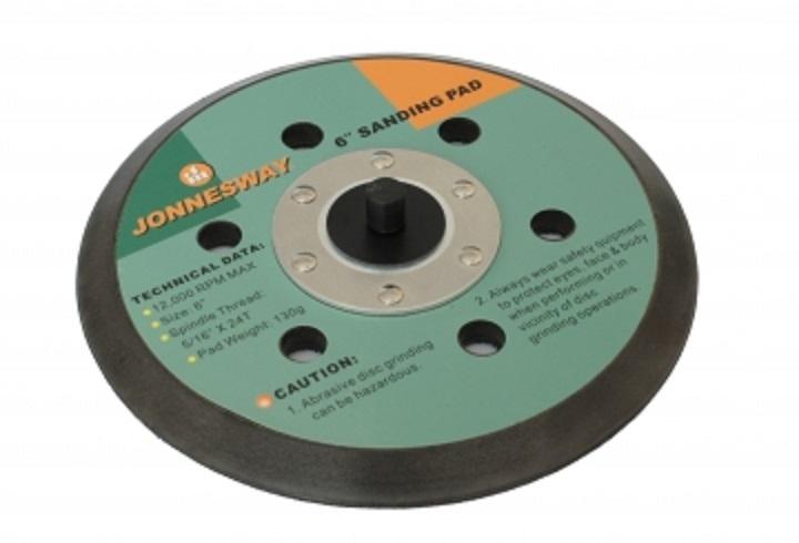 Kotouč na pneumatickou brusku a leštičku, s odsáváním, pro JAS-1020-6HE a JAS-1021-6HE
