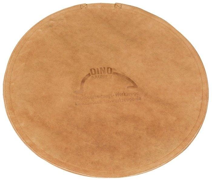 Kruhová kožená podložka LS 200 SP1
