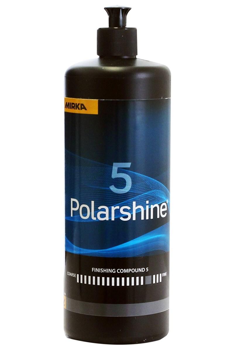 Lešticí pasta Polarshine 5, finišovací, 1 litr