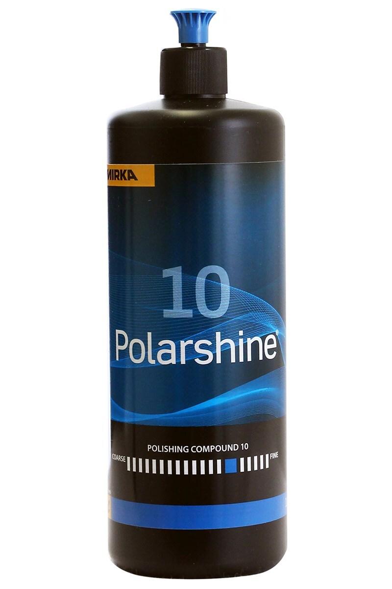 Lešticí pasta Polarshine 10, středně hrubá, 1 litr