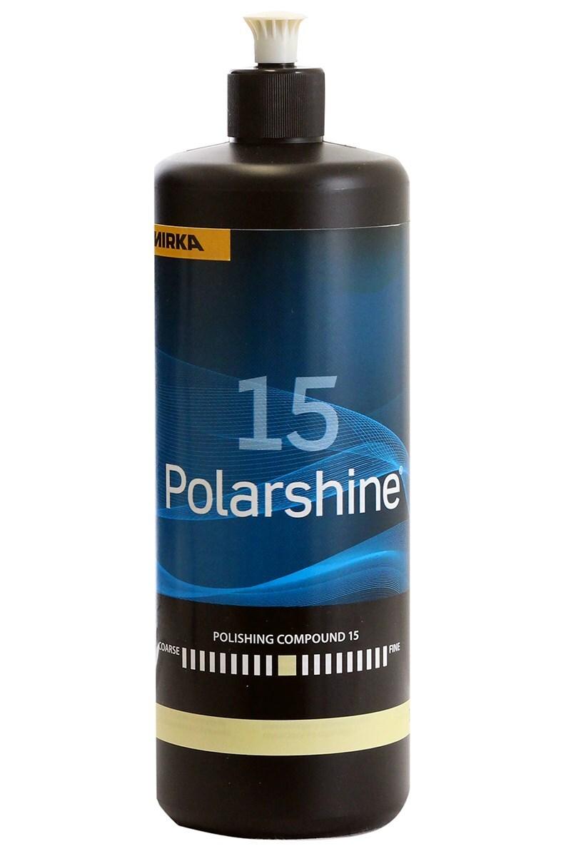 Lešticí pasta Polarshine 15, pro staré i nové laky, 1 litr