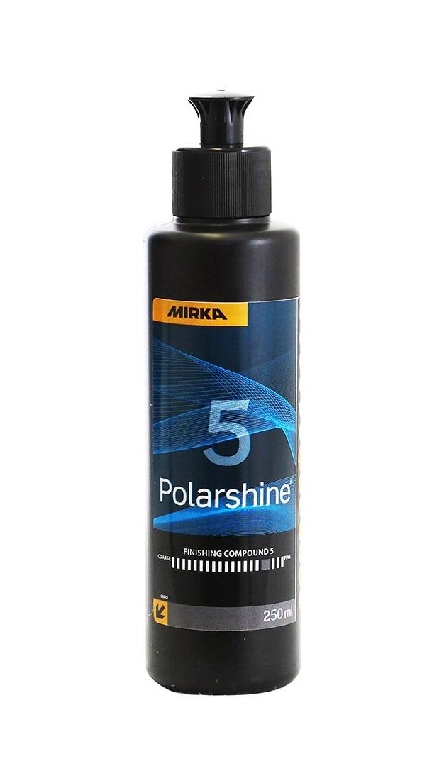 Lešticí pasta Polarshine 5, finišovací, 250 ml