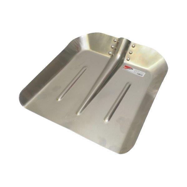 Lopata univerzální hliníková, 335 x 345 mm, bez násady