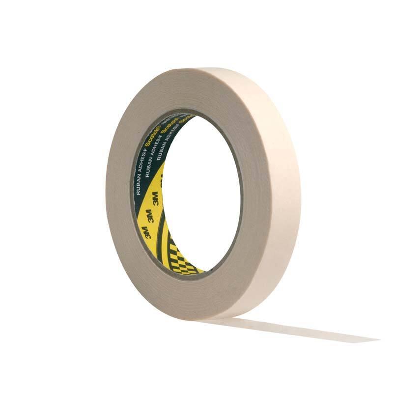 Maskovací páska univerzální, 18 mm x 50 m - 3M 06304